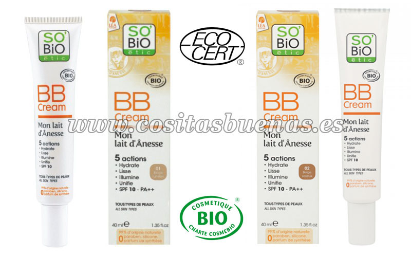 bb cream ecológica